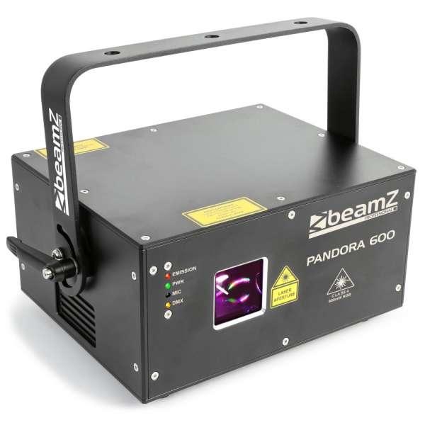 BeamZ Professional Pandora 600 TTL Laser RGB