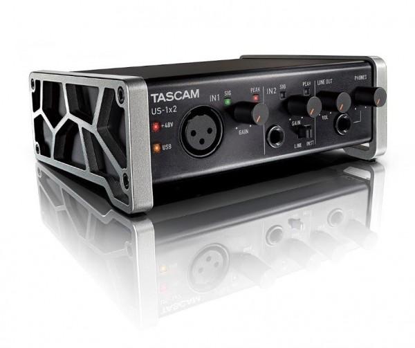 Tascam US-1X2-CU - USB-Audio-Interface