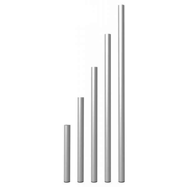 Power Dynamics Stage Round Leg runder Podestfuß 60cm (4er Set)
