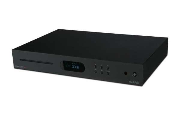 Audiolab 6000CDT Aluminum Black