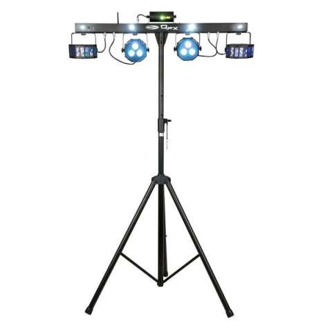 SHOWTEC QFX Compact light Fx Set