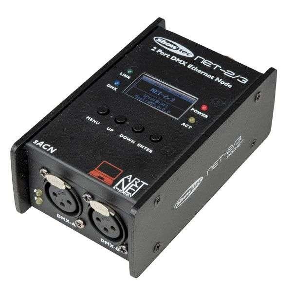 SHOWTECPRONET-2/3 Pocket 3-pole XLR