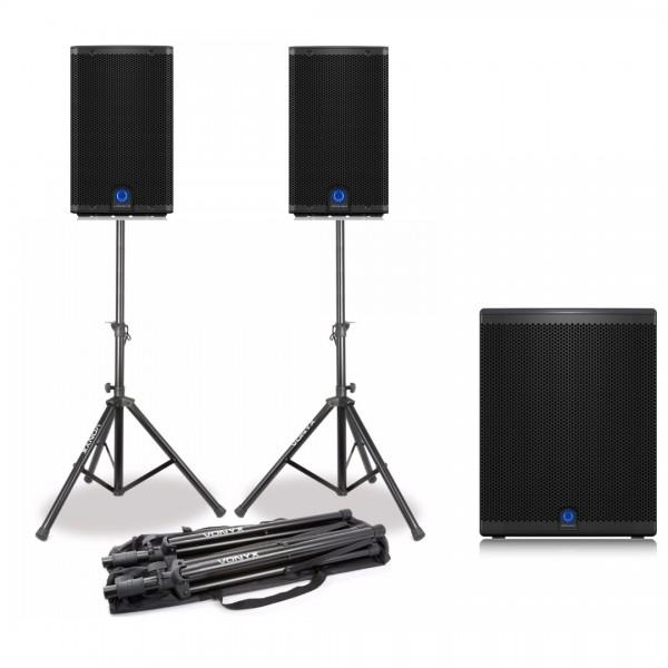Turbosound PRO DJ PA System