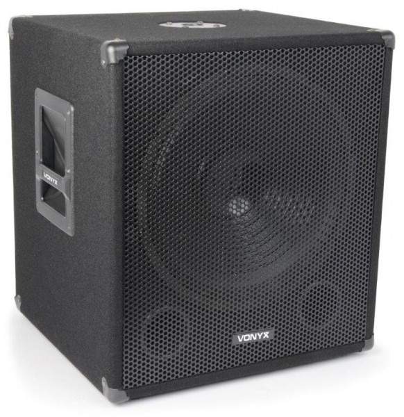 Vonyx SMW15 Party PA Subwoofer passiv 15""