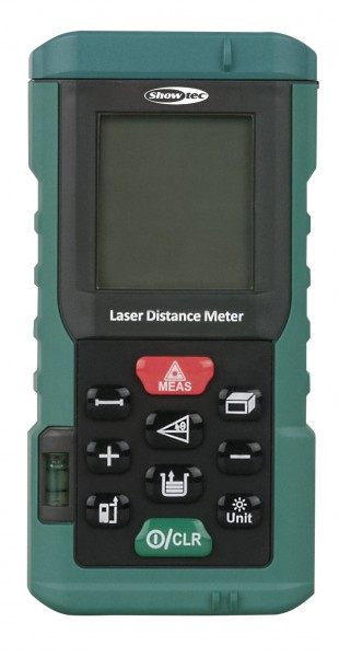 SHOWTEC Laser Entfernungs-Messgerät