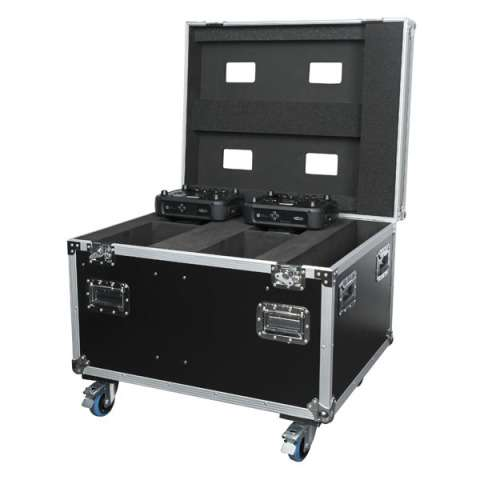 DAP-Audio Case for 4x Phantom 130 & 3R Hybrid / Beam