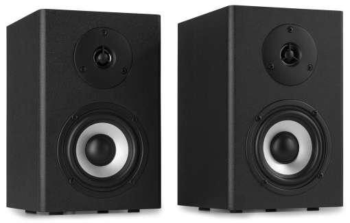 """Vonyx SM40 Aktiv 4"""" Studio Monitor Paar"""