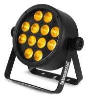 BeamZ Professional BAC306 ProPar Alu mit 12x12W RGBW LEDs