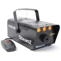 BeamZ S700-LED Nebelmaschine mit Flammen-Effekt