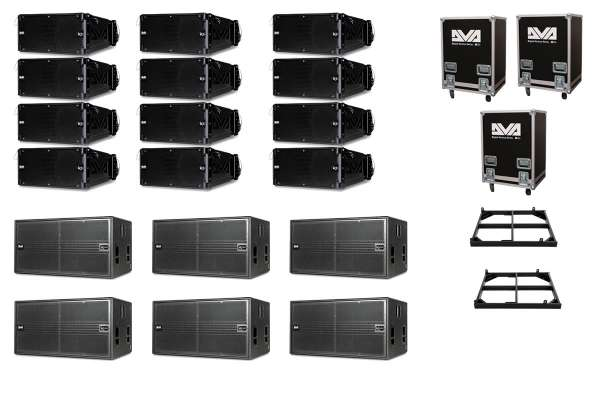 dB Technologies Line Array Set L K5 / KS20