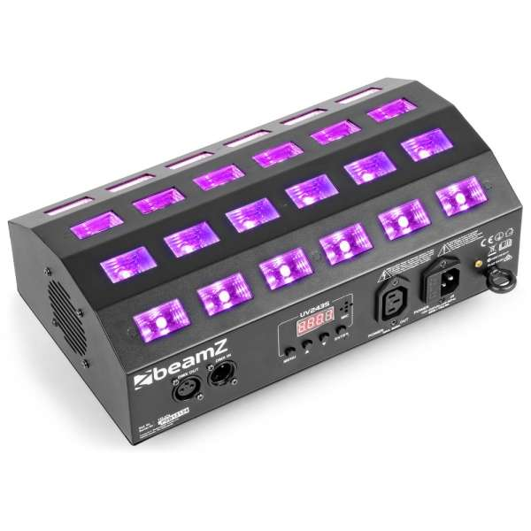 BeamZ BUV463 LED UV Strobe