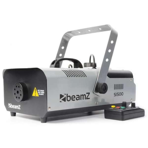BeamZ S1500 Nebelmaschine DMX mit Timer
