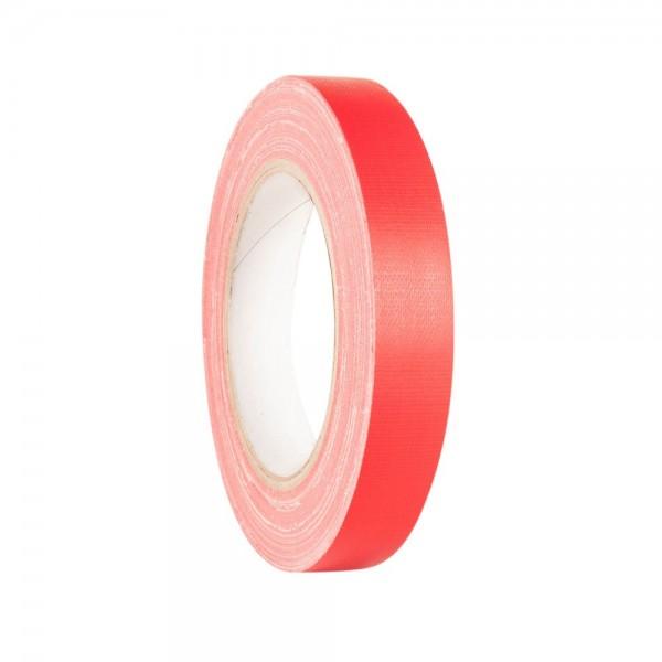 Adam Hall Accessories 58064 RED - Gaffer Klebeband Rot 19mm x 25m