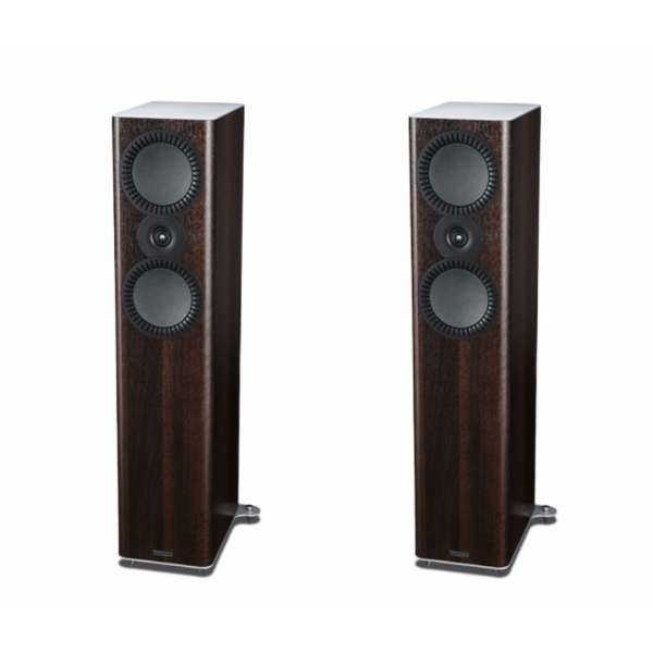 Mission QX-4 2-Wege Standlautsprecher (Paar) Walnut Pearl