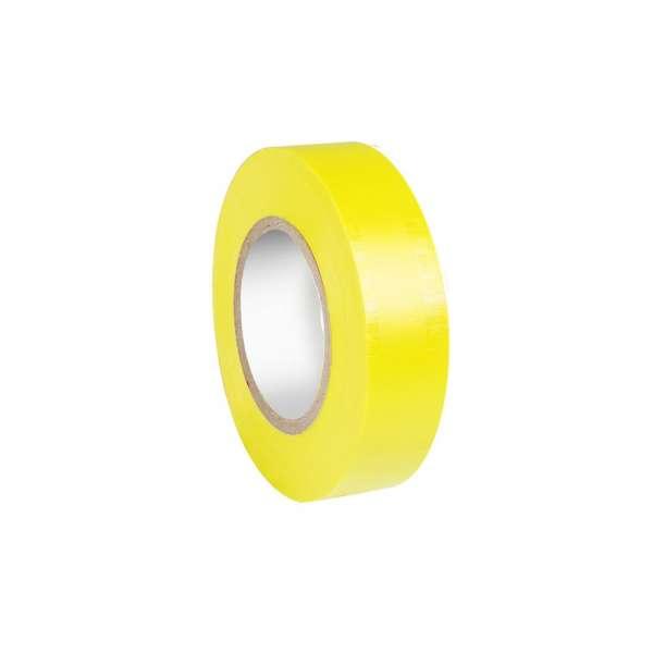 Adam Hall Isolierband 0,13 x 19 mm x 20 m gelb