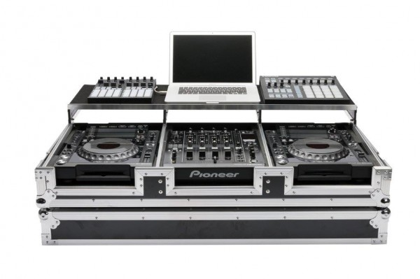 Magma Multi Format Player & Mixer Workstation für Denon DJ Prime Set