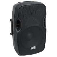 Showgear Venga 12 aktiv Party Lautsprecher mit USB SD und Radio