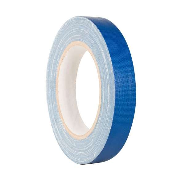 Adam Hall Gaffer Klebeband Blau 19mm x 25m