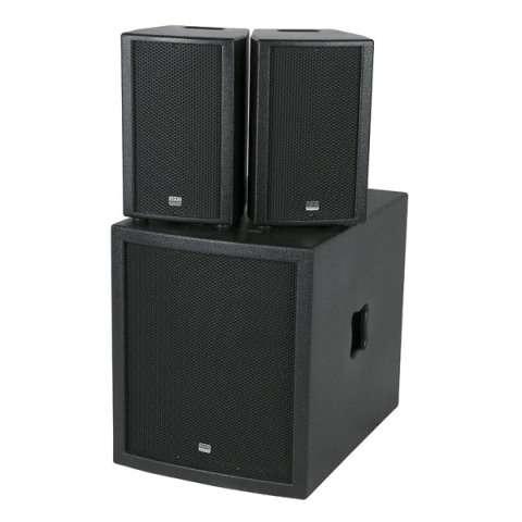 DAP-Audio Clubmate II