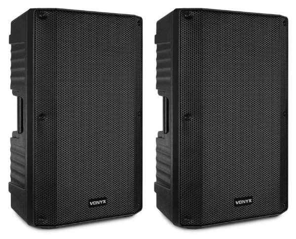 Vonyx VSA120 Aktiv Stereo PA Set