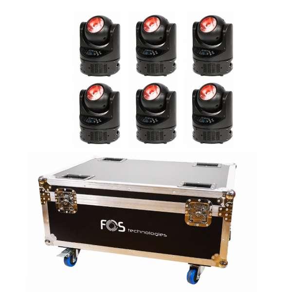 FOS Pico Pro Beam Tourset