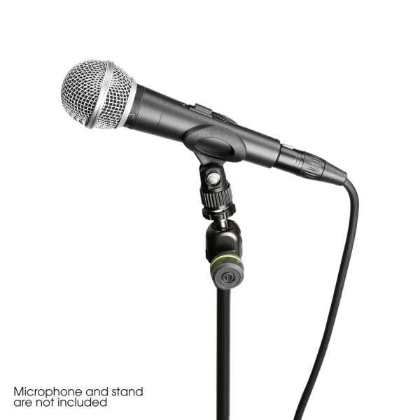 Gravity MSQT 1 B Quick Tilt Mikrofon-Adapter mit Kugelgelenk
