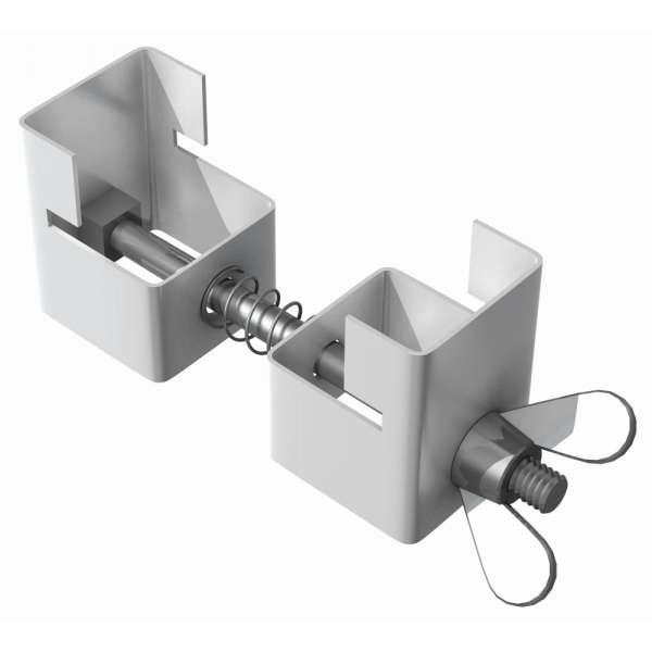 Power Dynamics Stage Deck to Deck Clamp Verbindungsklemme für Podeste (3er Set)