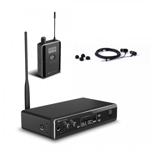 dB Technologies DEM30 SET In-Ear-Monitoring-System