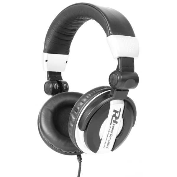 Power Dynamics PH200 Power Dynamics DJ Kopfhörer weiß