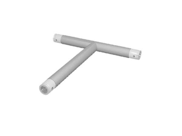 ExpoTruss X1K-5.0 Alu Rohr T-Stück vertikal