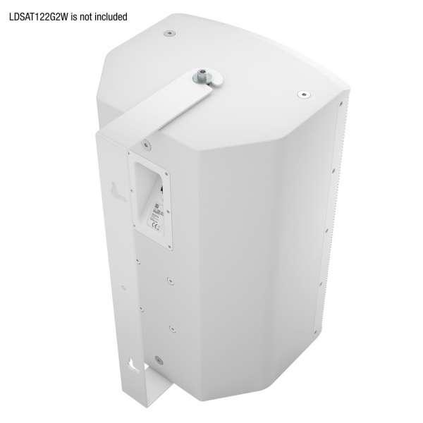 LD Systems SAT 122 G2 WMB W weiß