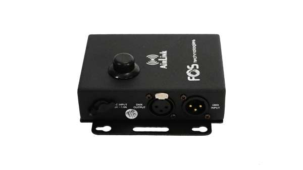 FOS SOLO AirLink DMX Transmitter für FOS SOLO Pars