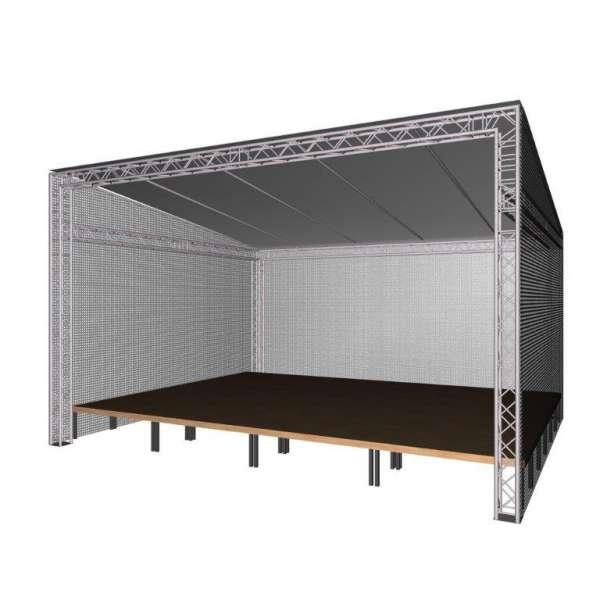 HOFKON ECO Stage L Bühnendach 8m x 6m