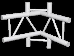 ExpoTruss X2K-30 Alu 2-Punkt T-Stück vertikal