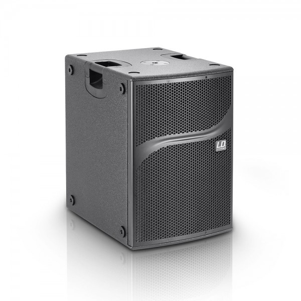 "LD Systems DDQ SUB 212 - 2 x 12"" PA Subwoofer aktiv mit DSP"