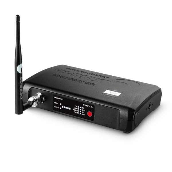 Cameo W-DMX T1 - W-DMX 2.4 GHz Transceiver powered by Wireless Solution