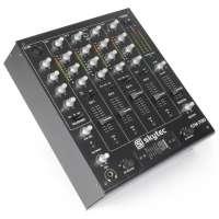 SkyTec STM-7010 Mixer 4-Kanal DJ Mixer USB