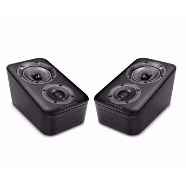 Wharfedale D300 3D Surround Lautsprecher Black Wood