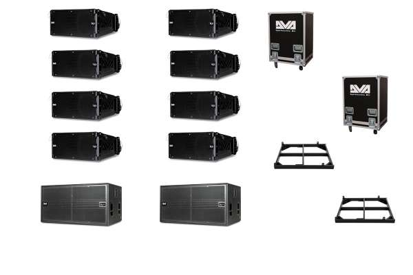 dB Technologies Line Array Set S K5 / KS20