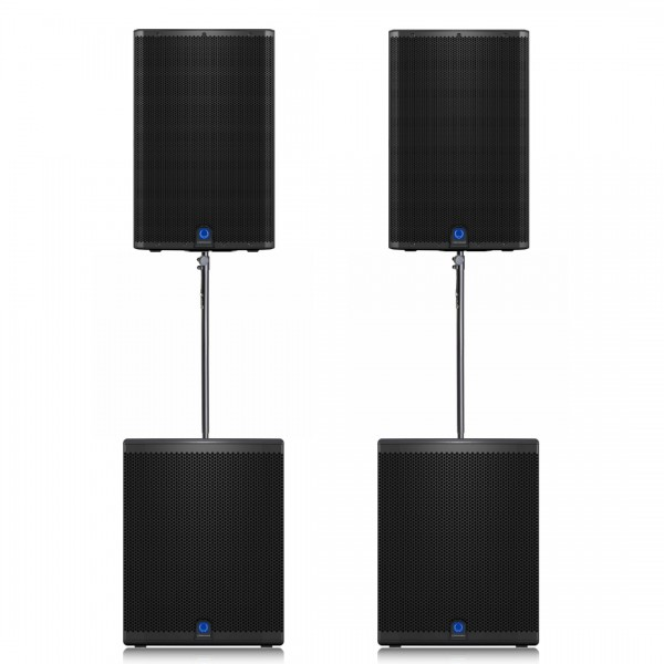 Turbosound iQ15 Club PA Set