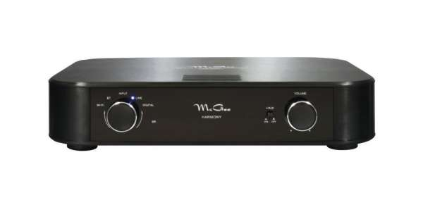 McGee Harmony Amplifier Bluetooth + Wifi Black Edition