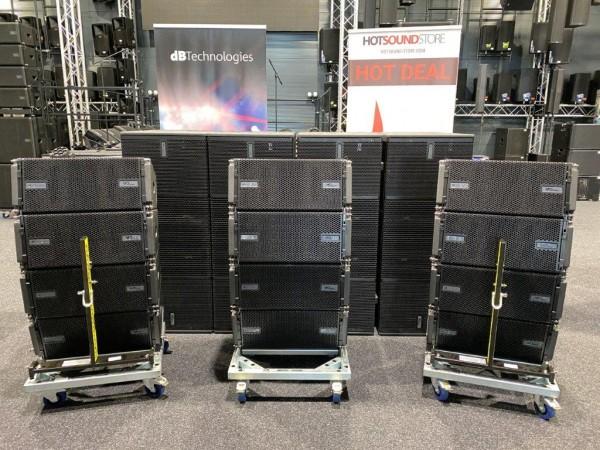 dB Technologies ViO L208 Line Array System L Gebrauchtware