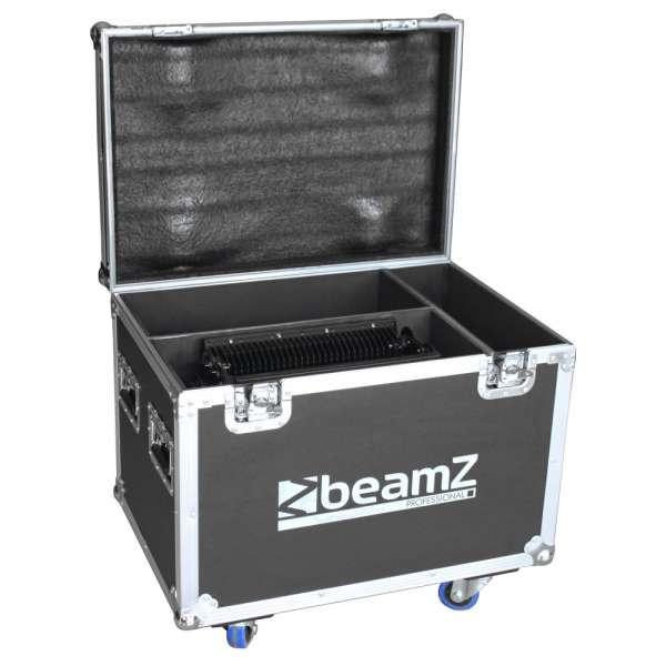BeamZ Professional Flightcase FL7 für 2x Star-Color 720 Wash Lights