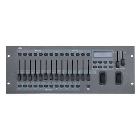 SHOWTEC SM-16/2 30Channel Lightingdesk