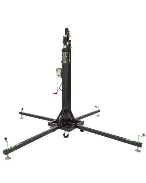 Kuzar K6 Towerlift - 1,82/6,5m 220kg 90kg BGV-C1
