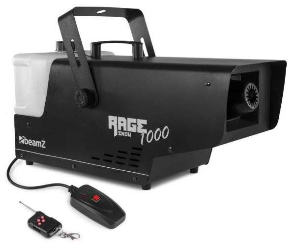 BeamZ Rage 1000 SNOW Schneemaschine