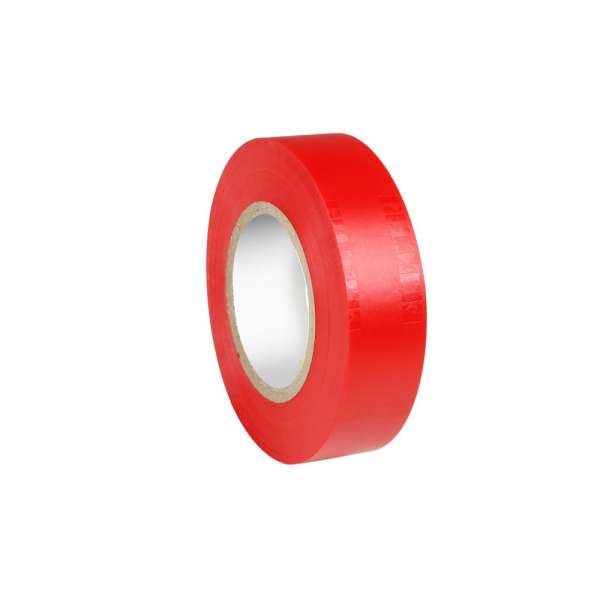Adam Hall Isolierband 0,13 x 19 mm x 20 m rot