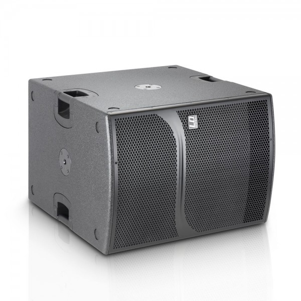 """LD Systems DDQ SUB 18 - 18"""" PA Subwoofer aktiv mit DSP"""