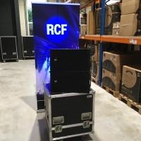 RCF HDL 10-A Tourset Gebrauchtware 4 Jahre alt