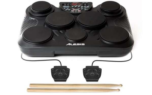 Alesis CompactKit 7 E-Drum Pad für Einsteiger